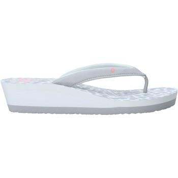 Schuhe Damen Zehensandalen Lotto L58326 Grau