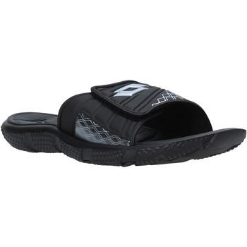 Schuhe Herren Pantoletten Lotto 211100 Schwarz
