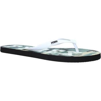 Schuhe Herren Zehensandalen Pyrex PY020161 Weiß