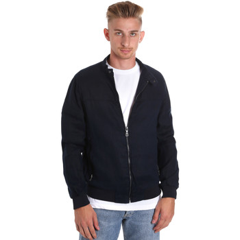 Kleidung Herren Jacken Sseinse GBE575SS Blau