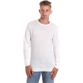 Kleidung Herren Langarmshirts Sseinse ME1504SS Weiß