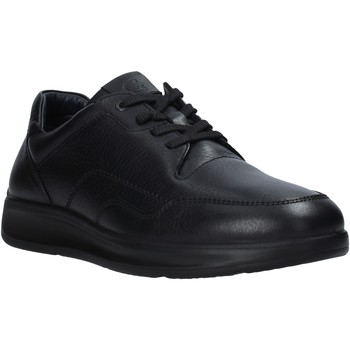 Schuhe Herren Sneaker Low Grunland SC2955 Schwarz