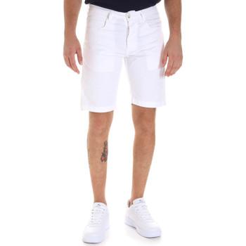 Kleidung Herren Shorts / Bermudas Sseinse PB607SS Weiß