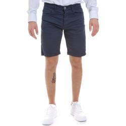 Kleidung Herren Shorts / Bermudas Sseinse PB607SS Blau