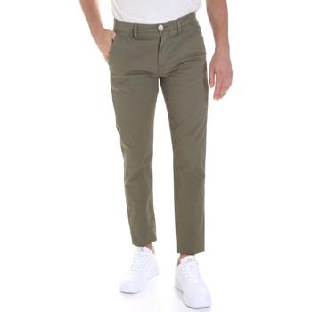 Kleidung Herren Chinohosen Sseinse PSE558SS Grün