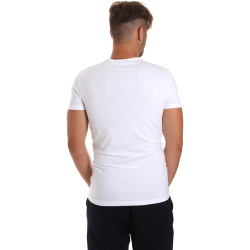 Antony Morato MMKS01749 FA120001 Weiß - Kleidung T-Shirts Herren 1750 awiAX