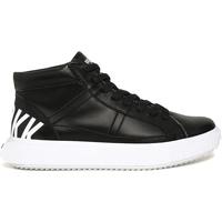 Schuhe Damen Sneaker High Bikkembergs B4BKW0036 Schwarz