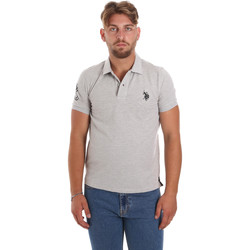 Kleidung Herren Polohemden U.S Polo Assn. 55985 41029 Grau