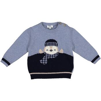 Kleidung Kinder Pullover Melby 20B0100 Blau