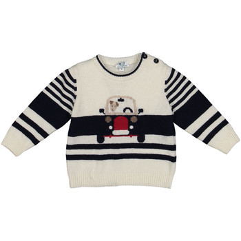 Kleidung Kinder Pullover Melby 20B0140 Beige