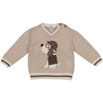 Kleidung Kinder Pullover Melby 20B2130 Beige