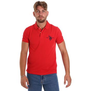 Kleidung Herren Polohemden U.S Polo Assn. 55959 41029 Rot