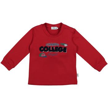 Kleidung Kinder Langarmshirts Melby 20C0280 Rot