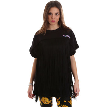 Kleidung Damen Sweatshirts Versace B6HVB79813956899 Schwarz