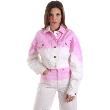 Kleidung Damen Sweatshirts Versace C0HVB96MHRC5C445 Weiß