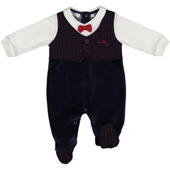 Kleidung Kinder Overalls / Latzhosen Melby 20N0020 Blau