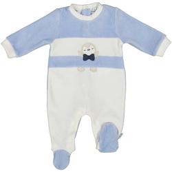 Kleidung Kinder Overalls / Latzhosen Melby 20N0130 Blau