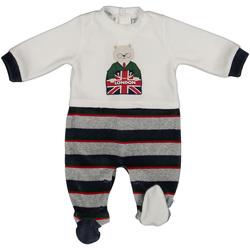 Kleidung Kinder Overalls / Latzhosen Melby 20N0570 Blau