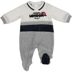 Kleidung Kinder Overalls / Latzhosen Melby 20N0600 Grau