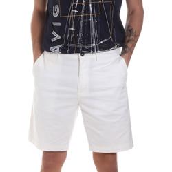 Kleidung Herren Shorts / Bermudas Navigare NV56031 Weiß