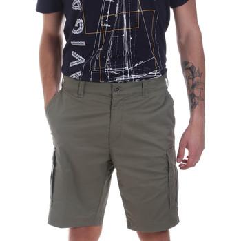 Kleidung Herren Shorts / Bermudas Navigare NV56033 Grün