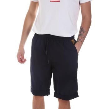 Kleidung Herren Shorts / Bermudas Antony Morato MMSH00144 FA900118 Blau