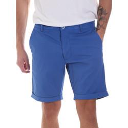 Kleidung Herren Shorts / Bermudas Gaudi 811FU25023 Blau