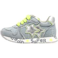 Schuhe Kinder Sneaker Low Naturino 2013747-05-1C76 Grau