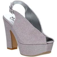 Schuhe Damen Sandalen / Sandaletten Grace Shoes FLOR Rosa