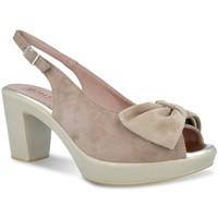 Schuhe Damen Sandalen / Sandaletten Pitillos 2901 Grau
