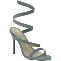 Schuhe Damen Sandalen / Sandaletten Exé Shoes G434S881664L Silber