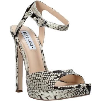 Schuhe Damen Sandalen / Sandaletten Steve Madden SMSLUV-GLDSNK Gold