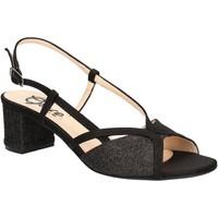 Schuhe Damen Sandalen / Sandaletten Grace Shoes 2070 Schwarz