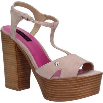 Schuhe Damen Sandalen / Sandaletten Fornarina PE17KY1012S067 Rosa