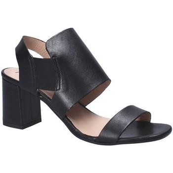 Schuhe Damen Sandalen / Sandaletten Mally 5228 Schwarz
