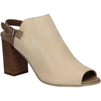 Schuhe Damen Sandalen / Sandaletten Mally 5738 Beige