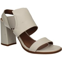 Schuhe Damen Sandalen / Sandaletten Mally 5228 Weiß