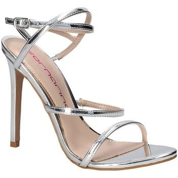 Schuhe Damen Sandalen / Sandaletten Fornarina PE17IN1094Q090 Grau