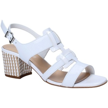 Schuhe Damen Sandalen / Sandaletten Keys 5711 Weiß