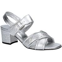 Schuhe Damen Sandalen / Sandaletten Keys 5717 Grau
