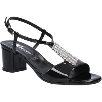 Schuhe Damen Sandalen / Sandaletten Susimoda 2686 Schwarz
