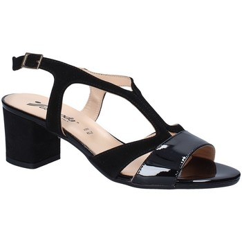 Schuhe Damen Sandalen / Sandaletten Susimoda 2786 Schwarz