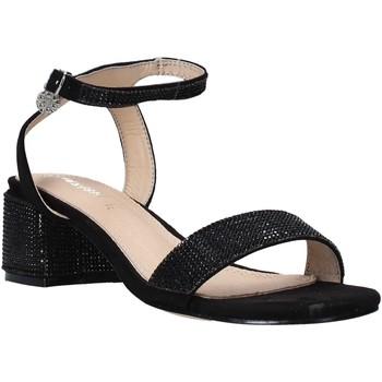 Schuhe Damen Sandalen / Sandaletten Gold&gold A20 GD188 Schwarz