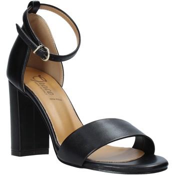 Schuhe Damen Sandalen / Sandaletten Grace Shoes 934G003 Schwarz