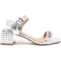 Schuhe Damen Sandalen / Sandaletten Gold&gold A19 GJ143 Silber