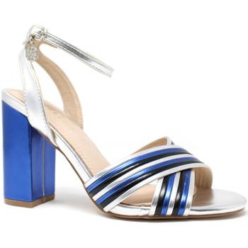 Schuhe Damen Sandalen / Sandaletten Gold&gold A19 GM166 Silber