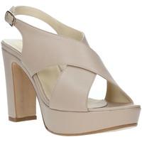 Schuhe Damen Sandalen / Sandaletten Grace Shoes JN 039 Beige