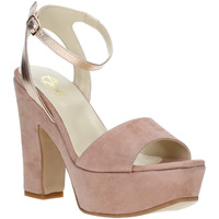 Schuhe Damen Sandalen / Sandaletten Grace Shoes TQ 106 Rosa