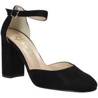 Schuhe Damen Sandalen / Sandaletten Grace Shoes 949002 Schwarz