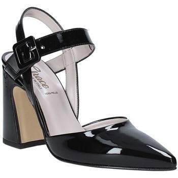Schuhe Damen Sandalen / Sandaletten Grace Shoes 962G006 Schwarz
